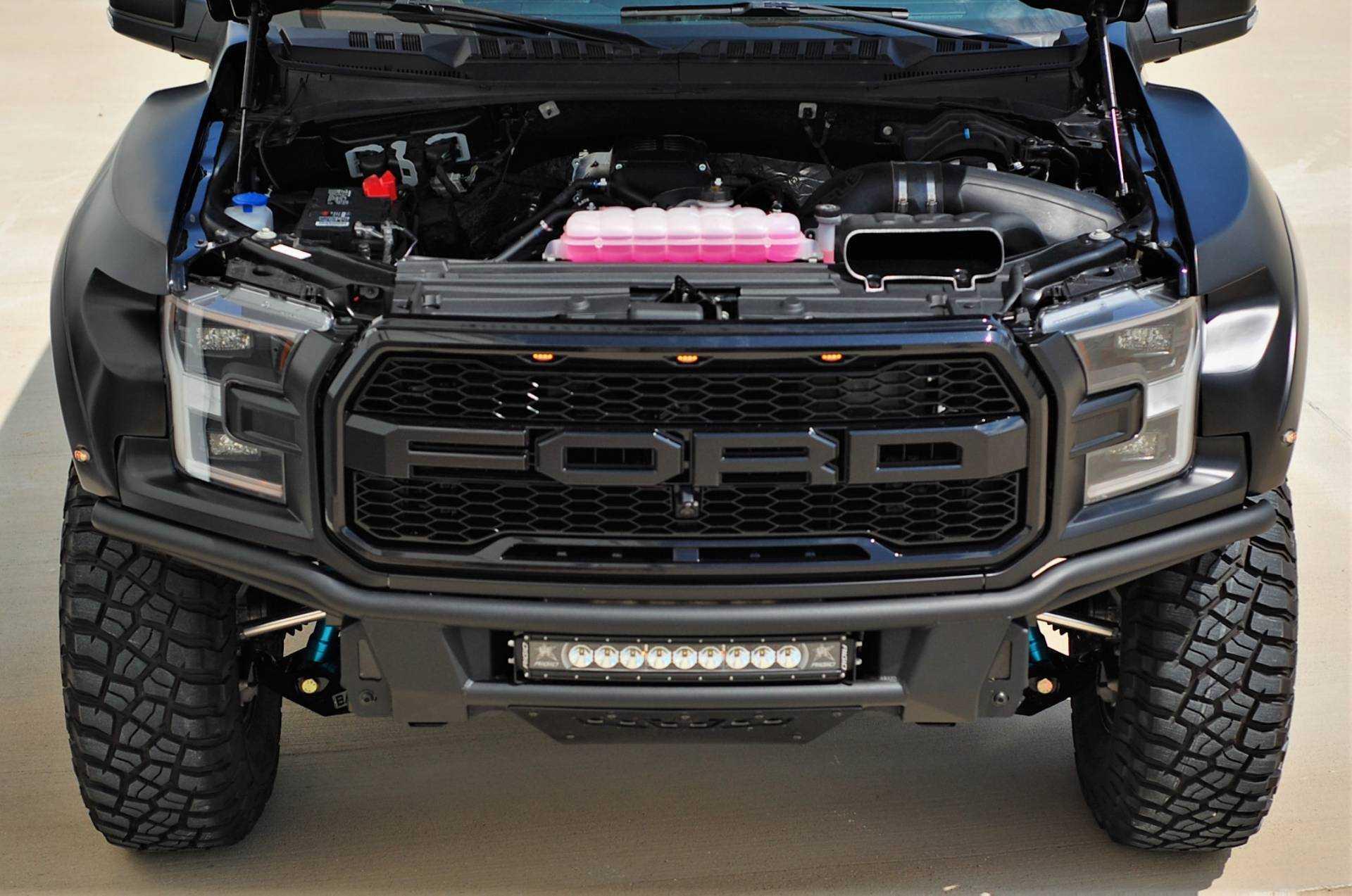 Conoce La Impresionante Ford F 150 Raptor De Paxpower Con Su V8 De 758 Hp Rutamotor