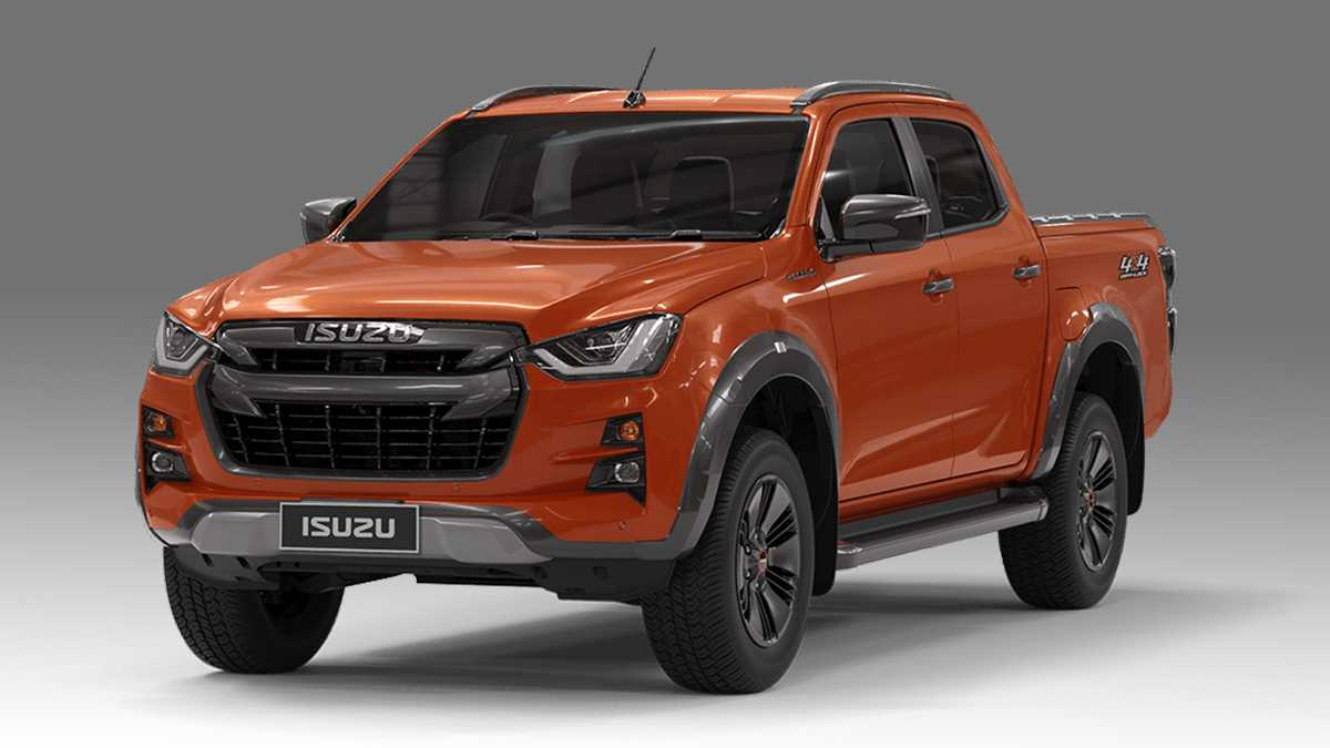 2021 Isuzu Dmax New Model and Performance