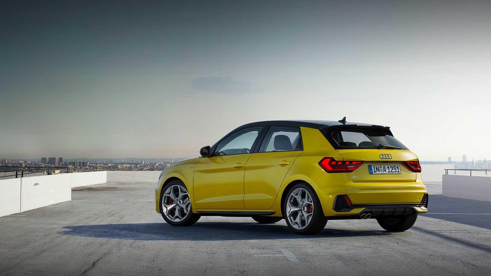 Al Fin Tenemos El Nuevo Audi A1 En Chile