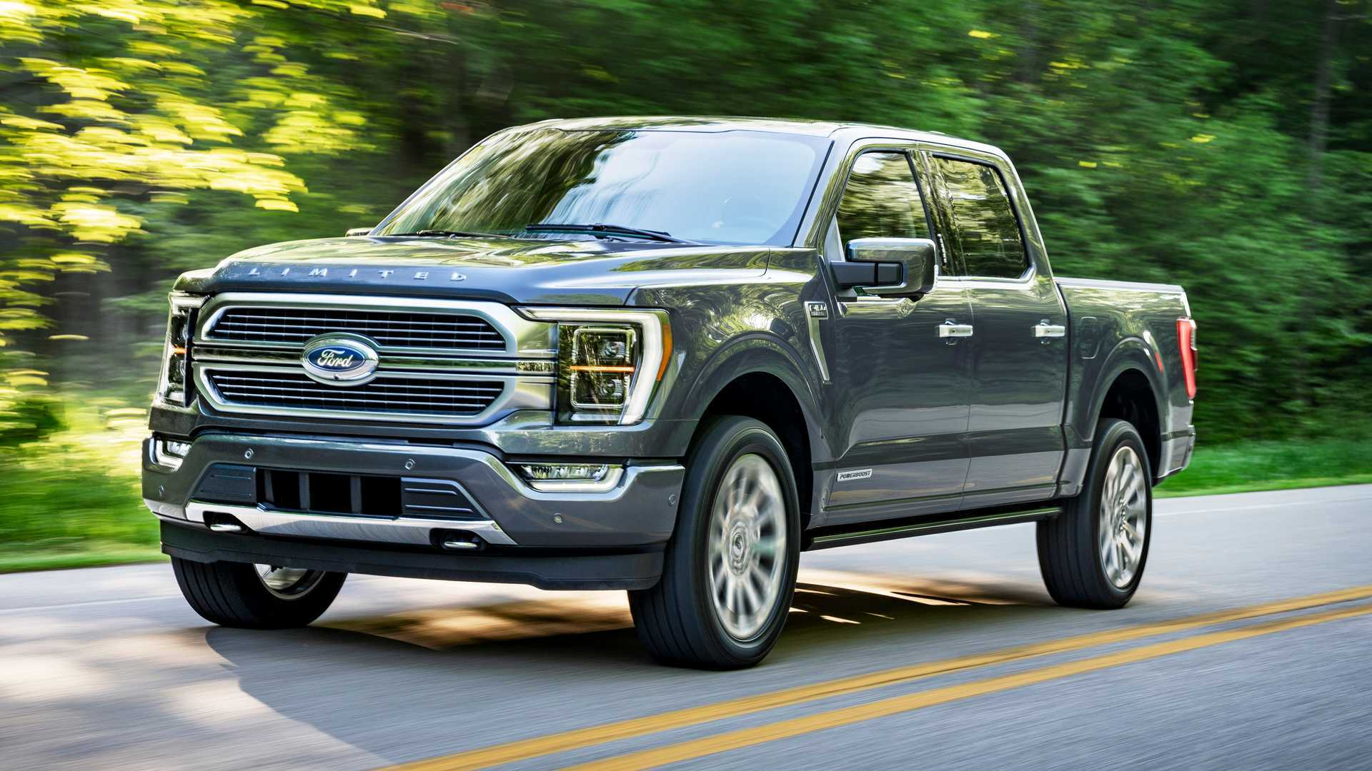 2021 Ford F100 Price, Design and Review