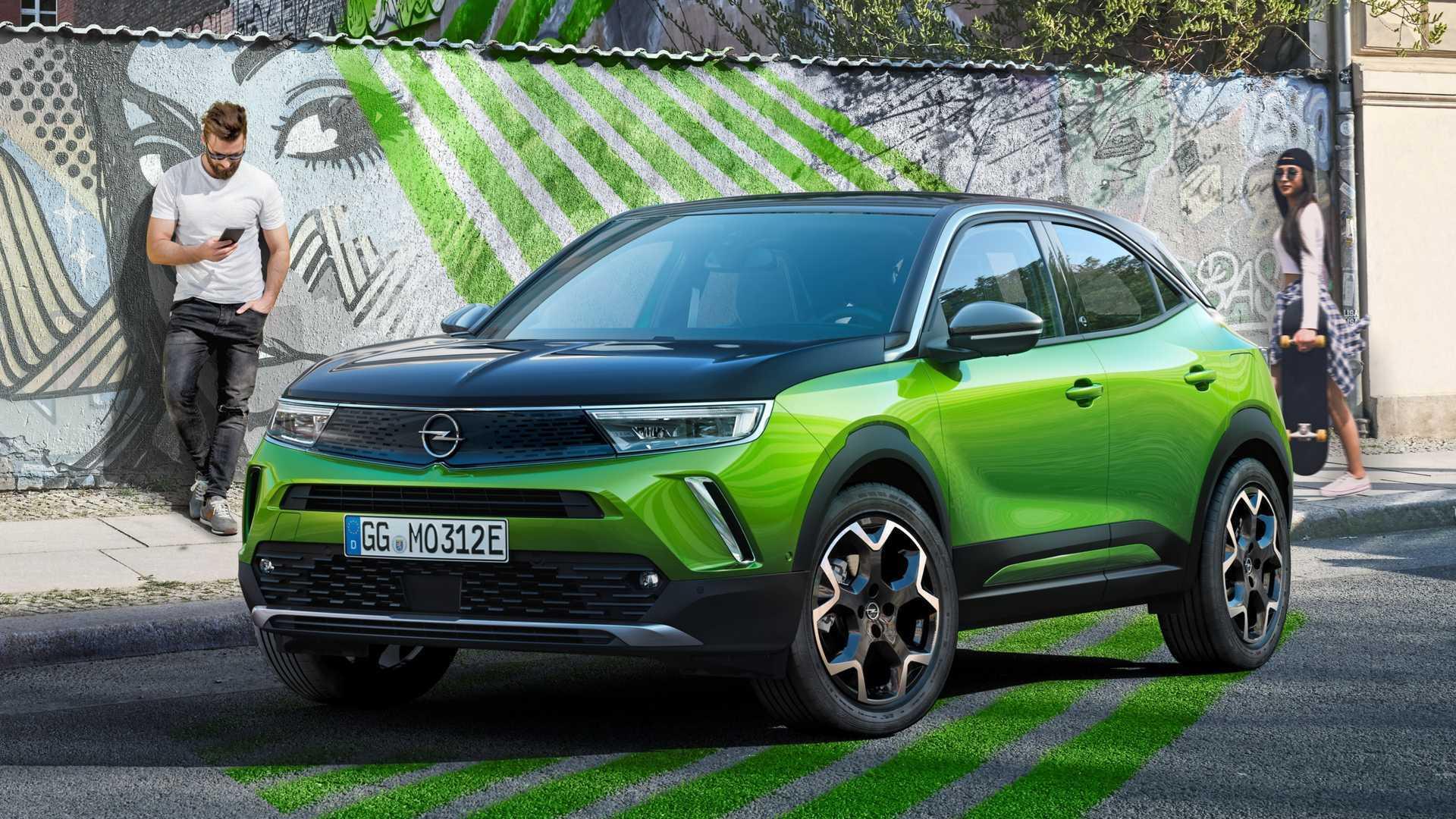 Opel Presenta Su Totalmente Nuevo Mokka Cambiando Radicalmente Su Concepto Rutamotor