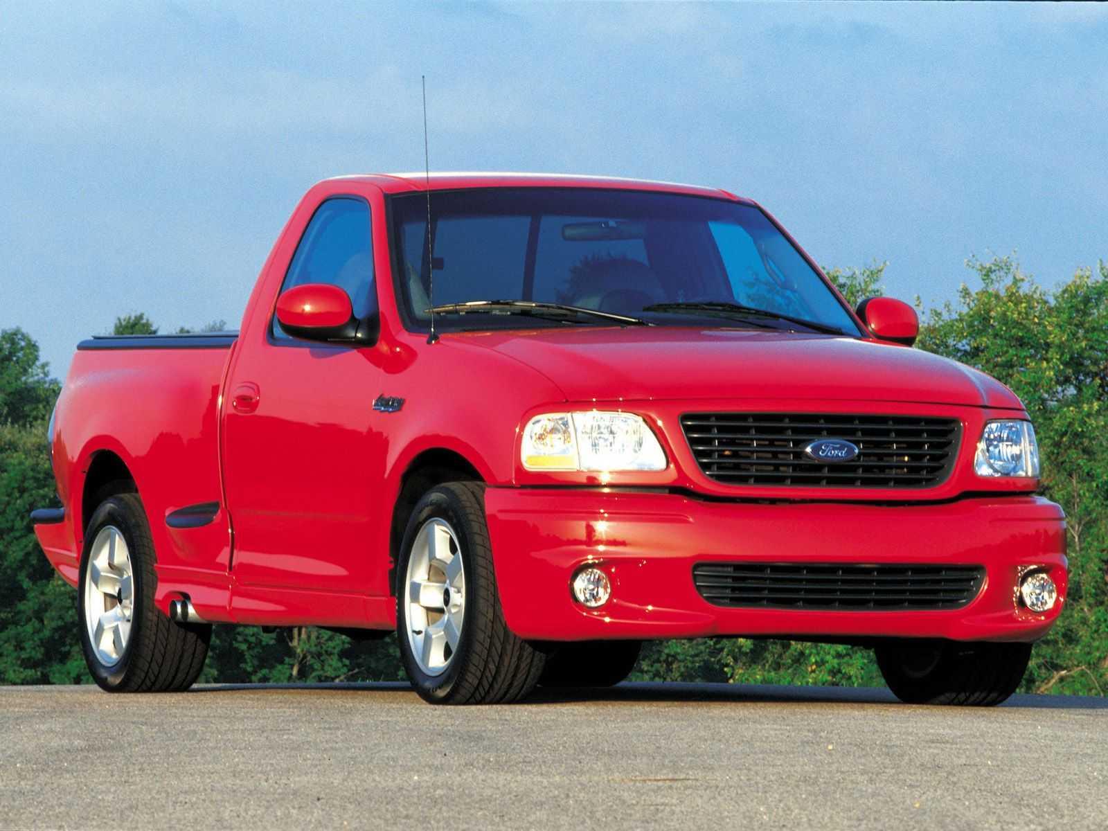 Sonar No Cuesta Nada Ford F150 Lightning Que Nos Gustaria Que Volviera Rutamotor