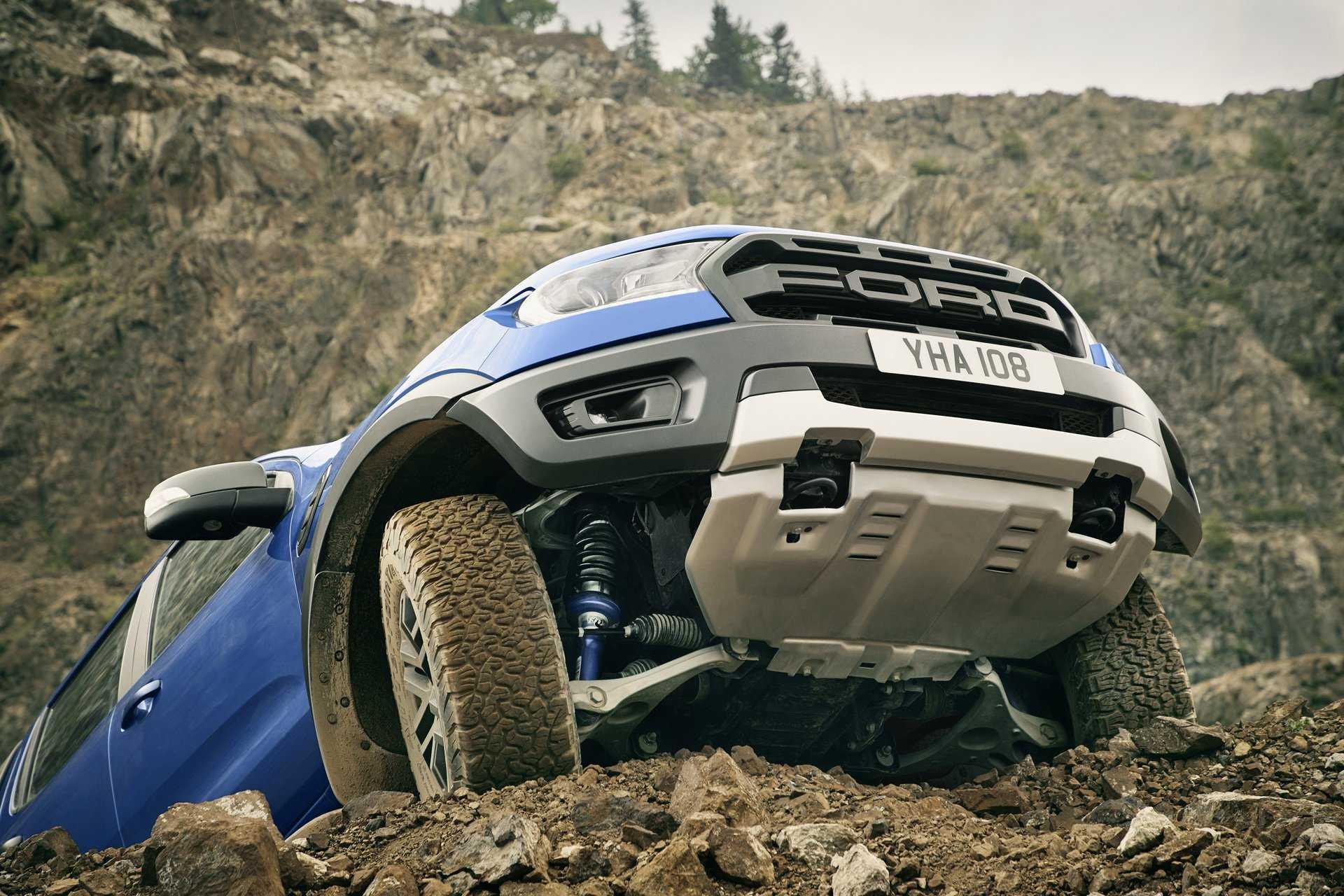 Ford Estrena En Chile La Ranger Raptor Lista Para Volar Sobre Cualquier Terreno