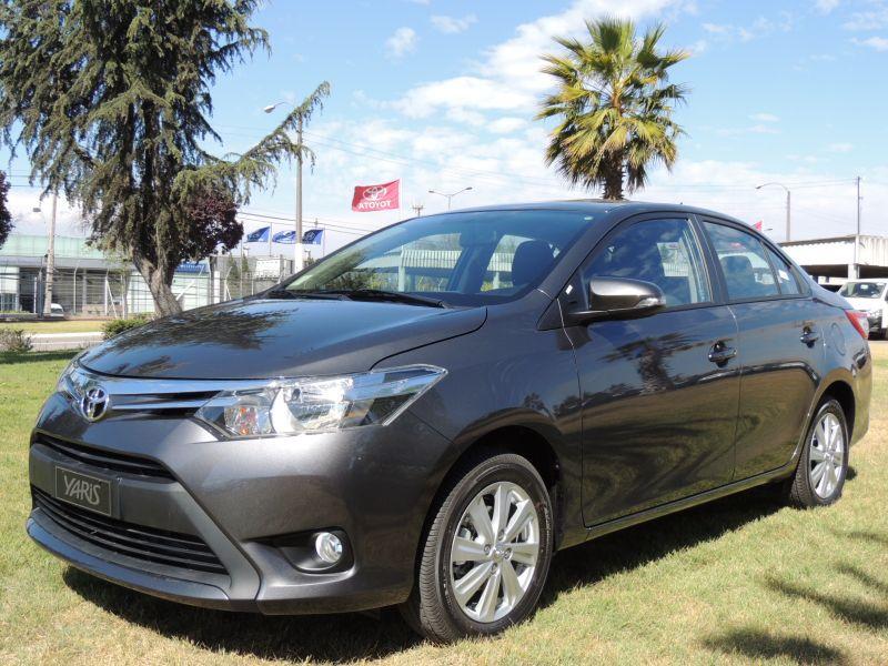 Toyota Lanza En Chile El Nuevo Yaris Sedan Rutamotor
